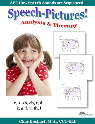 Speech Pictures! Analysis & Therapy