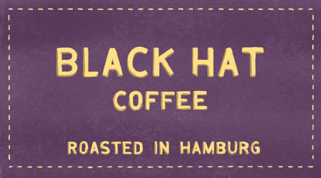 Black Hat Coffee Geschenkkarte - Black Hat Coffee GmbH