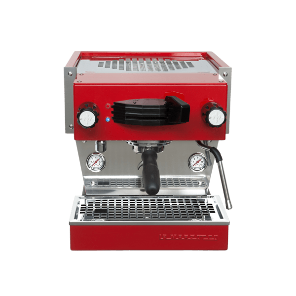 Linea Mini in Rot von La Marzocco - Black Hat Coffee GmbH