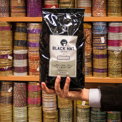Black Hat Coffee Monsoon of India - Black Hat Coffee GmbH