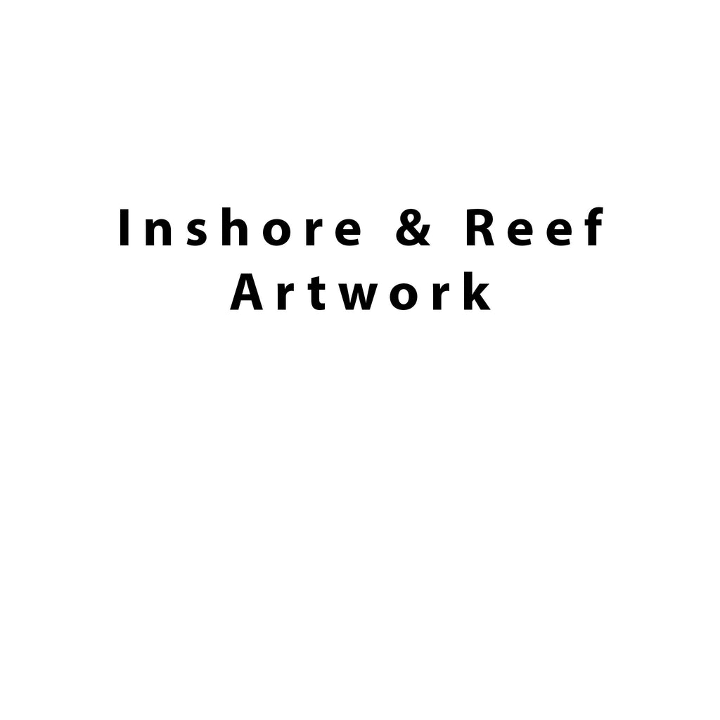 Inshore & Reef Artwork