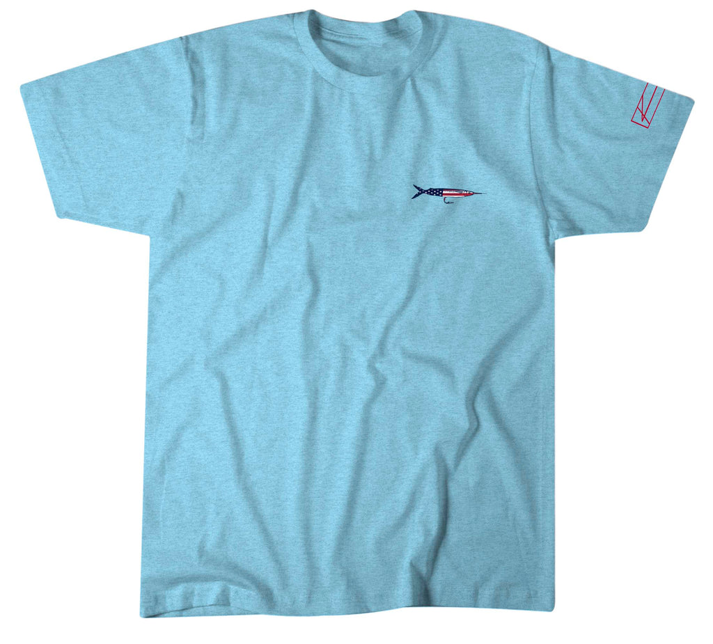 American Rigged Tee