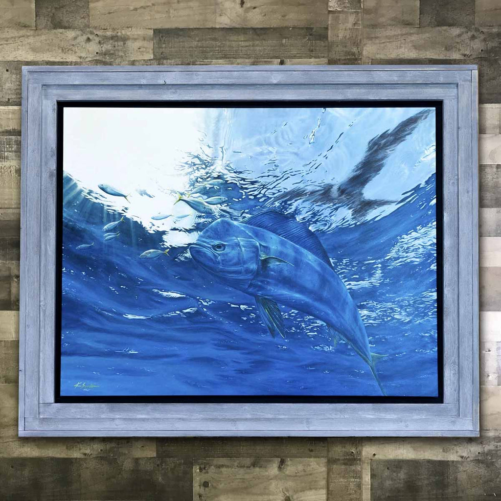Dorado Canvas Wall Art