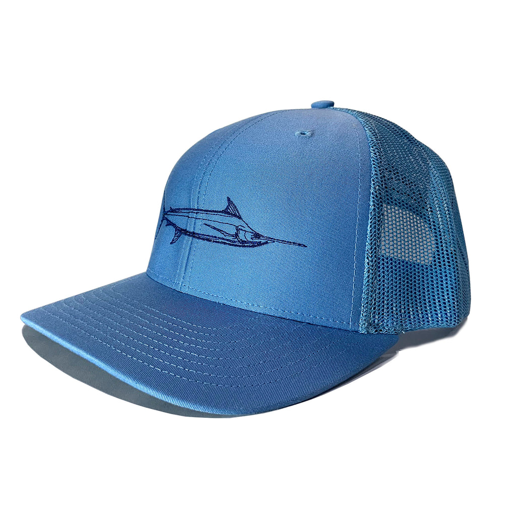 Marlin Carolina blue