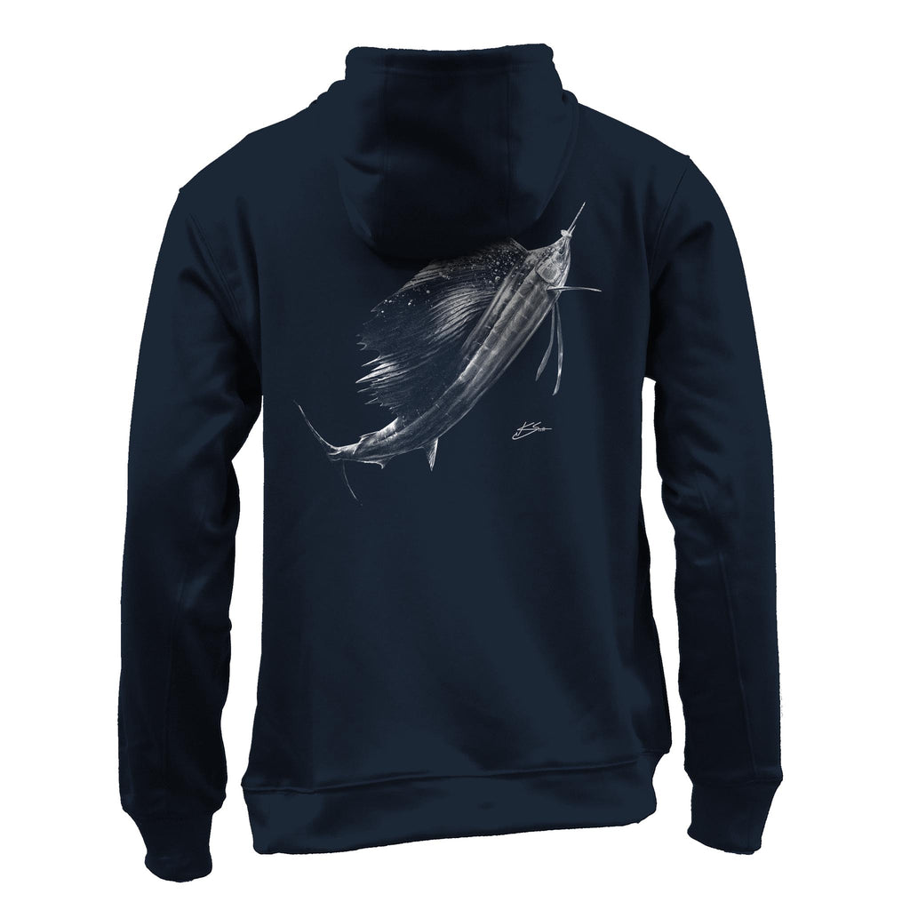 Rising Sail Sweatshirt - Navy