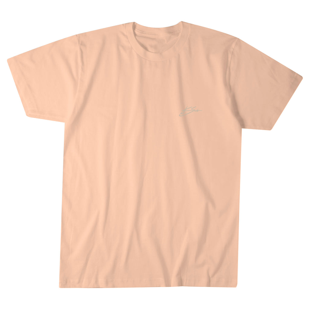 Mini Season Tee - Peach