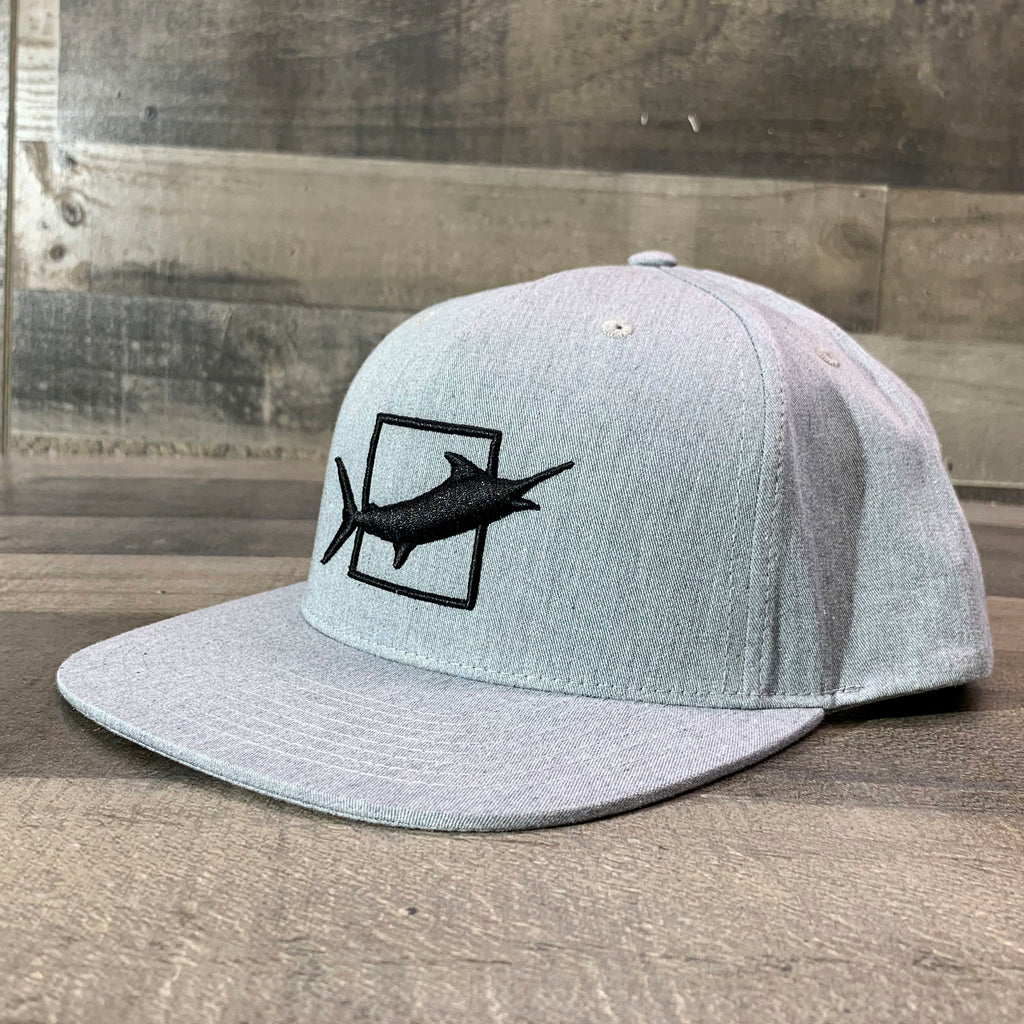 Signature Marlin Snapback