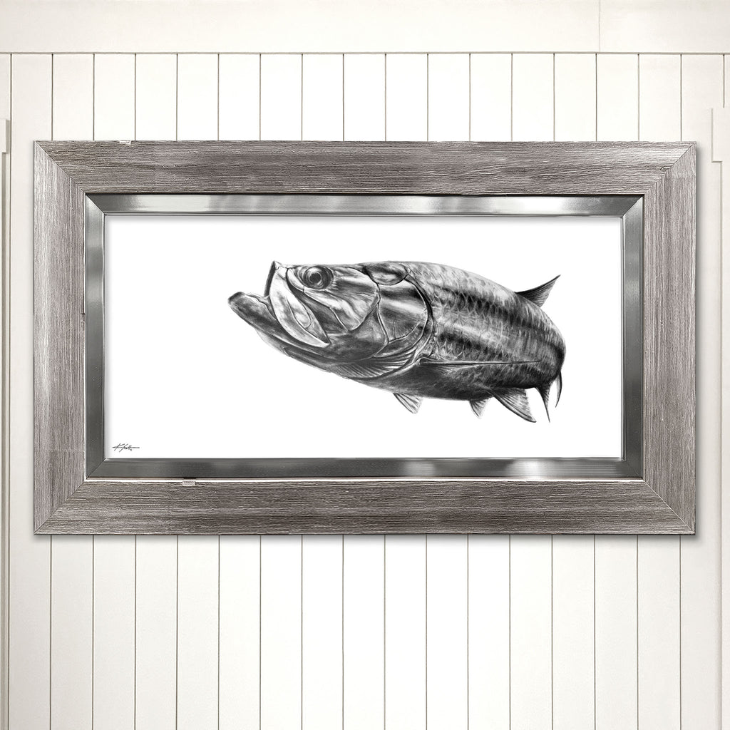 Tarpon Coastal Wall Art
