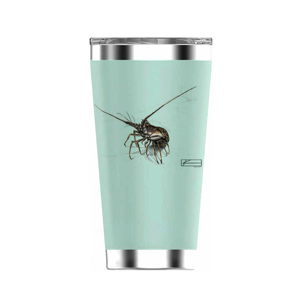 Lobster Sketch Tumbler 20oz
