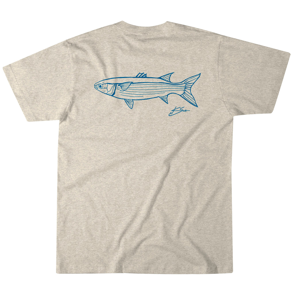 Willy Mullet Tee