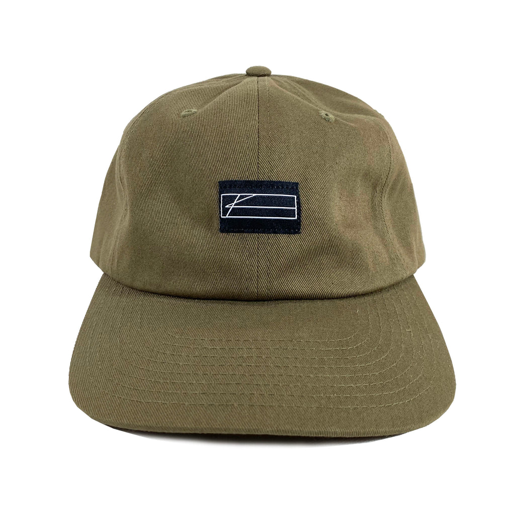 KScott Logo Patch Dad Hat
