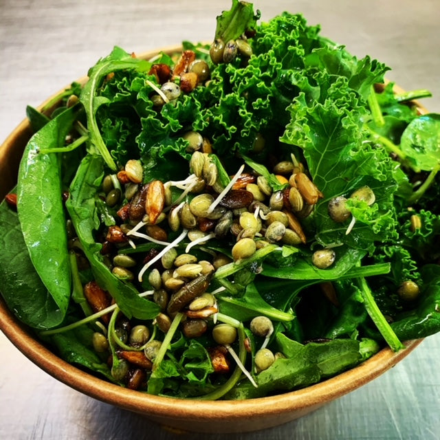 Supergreen Salad