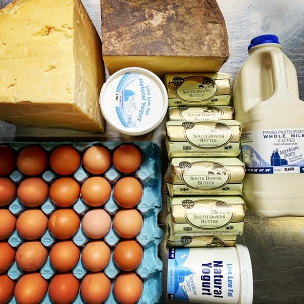 Rookery Farm Organic Eggs x6