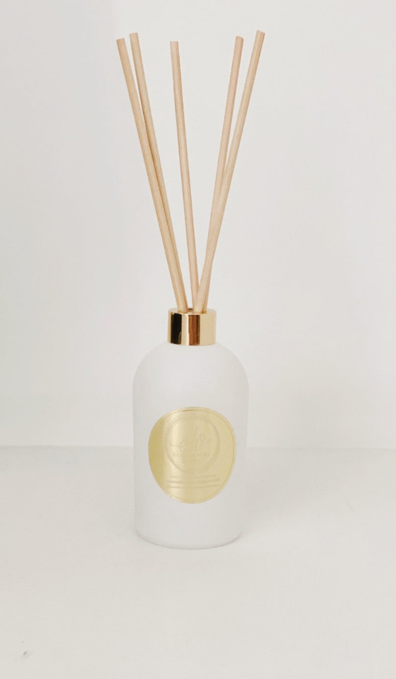 Lemongrass and Persian Lime Reed Diffuser