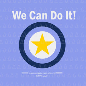 We can do it d90 staff spring 2020, we can do it d90 staff spring 2020 svg, we can do it d90 staff spring 2020 png, mens d90 staff we can do file