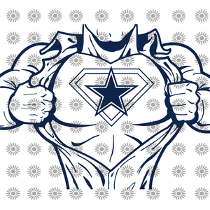 Dallas Cowboys svg, Football svg, Dallas Cowboys logo, Dallas Cowboys, skull Dallas Cowboys file,Svg, png, dxf,eps file for Cricut, Silhouette