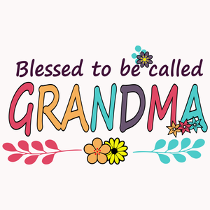 Blessed to be called Grandma svg, Blessed to be called Grandma , Blessed to be called Grandma png, Grandma svg, funny quotes svg