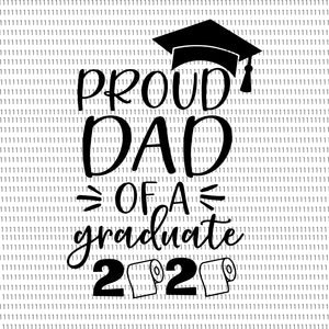 Proud dad of a graduate 2020 svg, Proud dad of a graduate 2020, Proud dad of a graduate 2020 png, dad svg, dad png, father day svg, father day