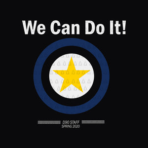 We can do it d90 staff spring 2020 svg, we can do it d90 staff spring 2020 svg, png, eps, dxf file