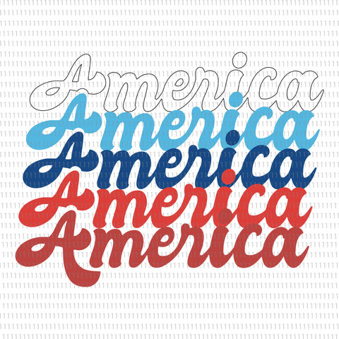 America SVG, America PNG, America, America 4th of July svg, America 4th of July png, 4th of July day, America vintage svg,