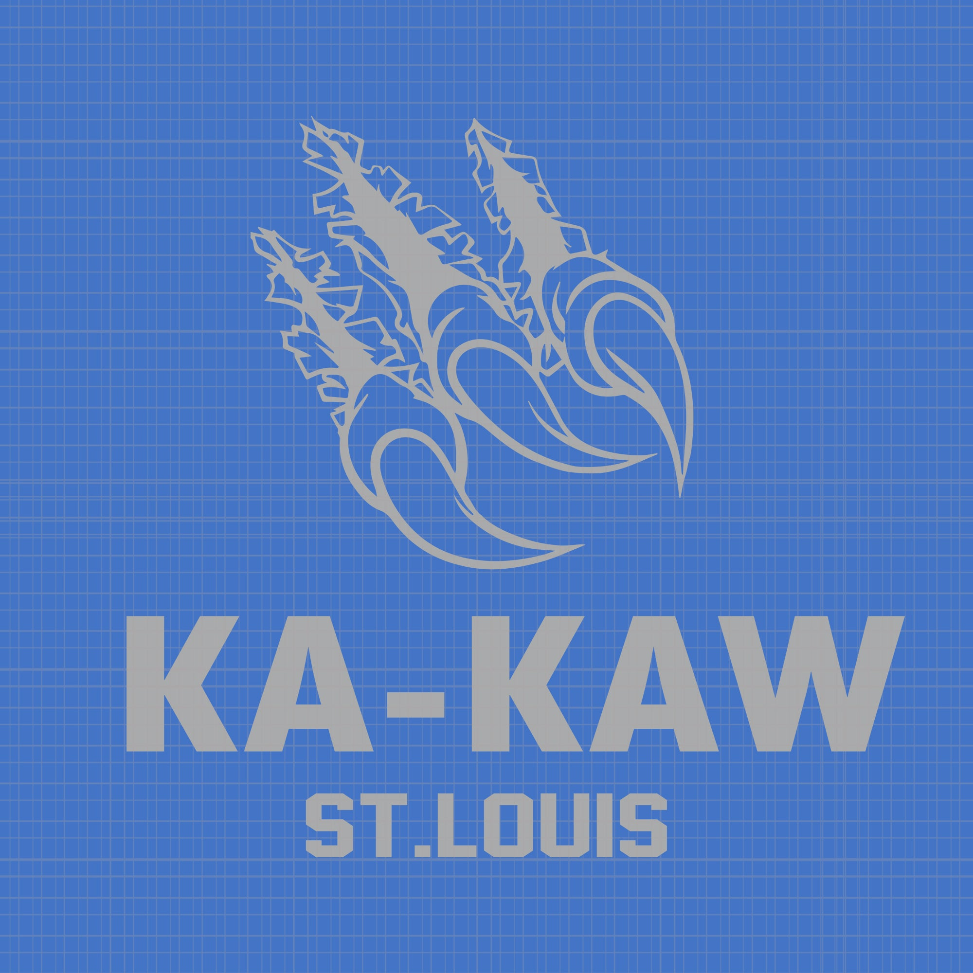 Ka-kaw St. louis svg, battlehawks football st louis xfl ka-kaw svg, ka-kaw nation st.louis svg, ka-kaw nation st.louis png, ka-kaw nation st.louis