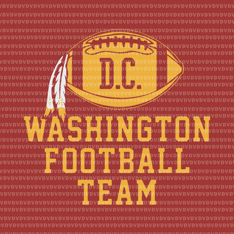 Washington football team svg, Washington football team png, Vintage Washington Football DC Sports Team Novelty, Let's go football team vector, football svg, football vector, eps, dxf, png file