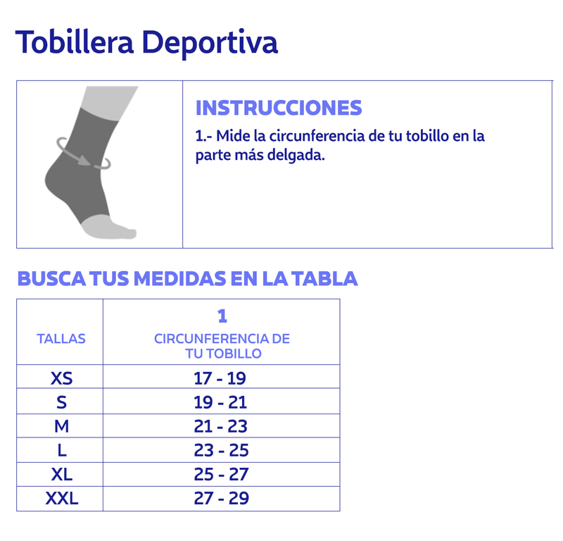 Kit Tobillera Deportiva + Rodillo Mini