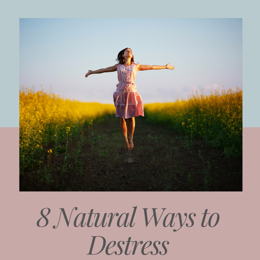 8 Scientifically Backed Ways You Can Use To De-Stress