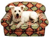 Replacement Cover, Medium Critter Couch Classic,