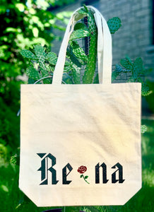 Reina Canvas Bag