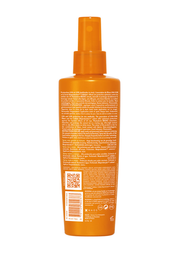 PHOTODERM BRONZ SPRAY SPF30 200ML