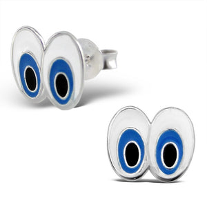 Silly Eyes Earrings - Mya Grace - Snap Jewelry