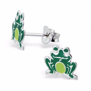 Frog Body Earrings - Mya Grace - Snap Jewelry