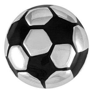 Soccer Ball - Mya Grace - Snap Jewelry
