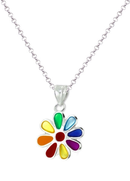 Daisy Necklace - Mya Grace - Snap Jewelry