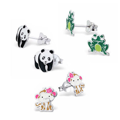 Four Legged Friends Earring Set - Mya Grace - Snap Jewelry