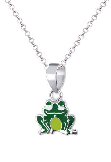 Frog Necklace - Mya Grace - Snap Jewelry