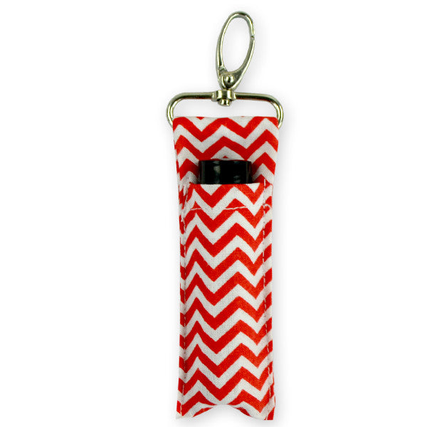 Chevron Chapstick & Lipstick Holders