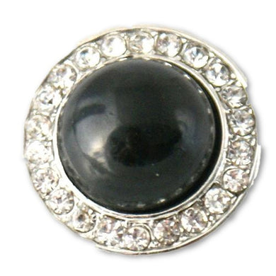 Black Center Stone - Mya Grace Jewelry