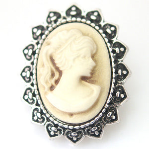 Cameo - Mya Grace - Snap Jewelry