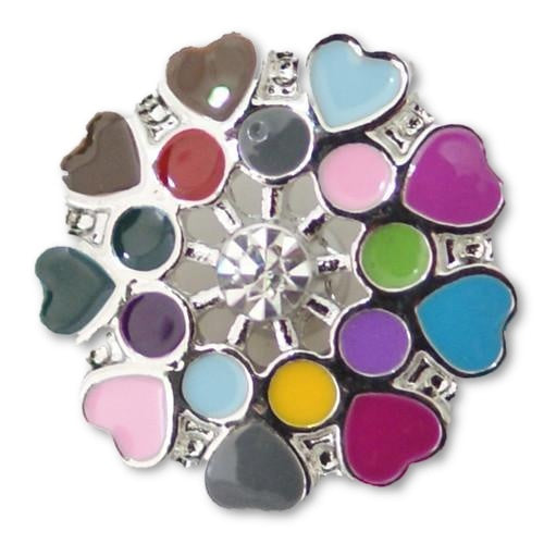 Colorful Hearts - Mya Grace Jewelry