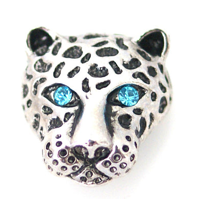 3D Cheetah - Mya Grace - Snap Jewelry
