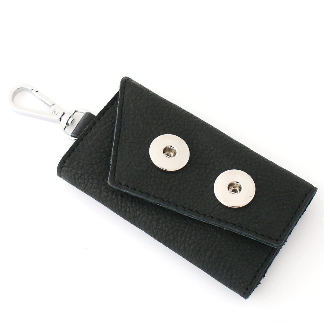 Two Snap Wallet - Mya Grace - Snap Jewelry