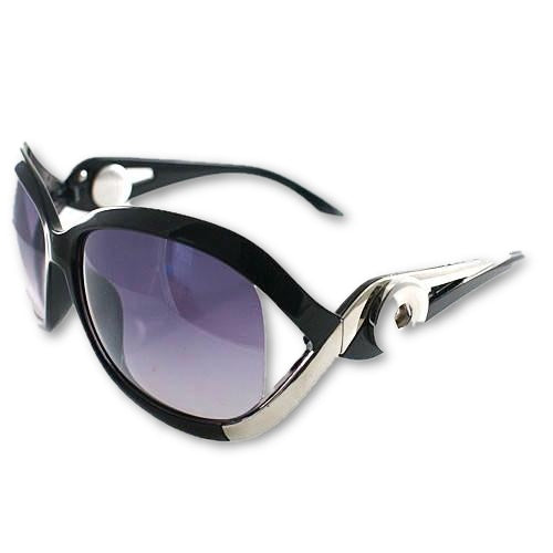Hailey Sunglasses in Black - Mya Grace Jewelry