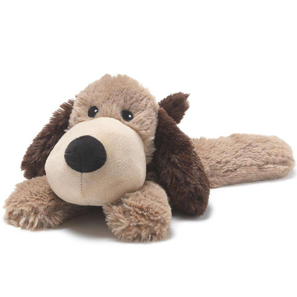 "Brown Dog Warmies (13"") - Warmies USA"
