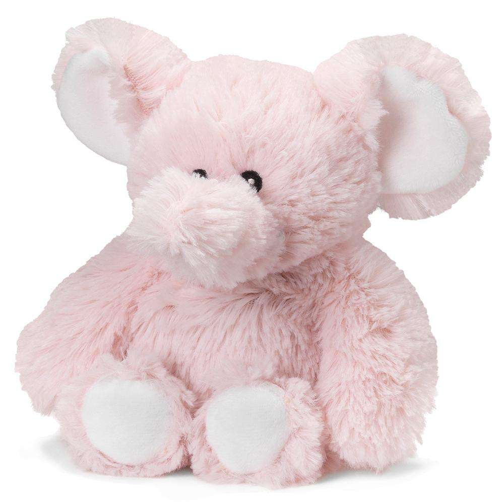 "Pink Elephant Warmies (13"") - Warmies USA"