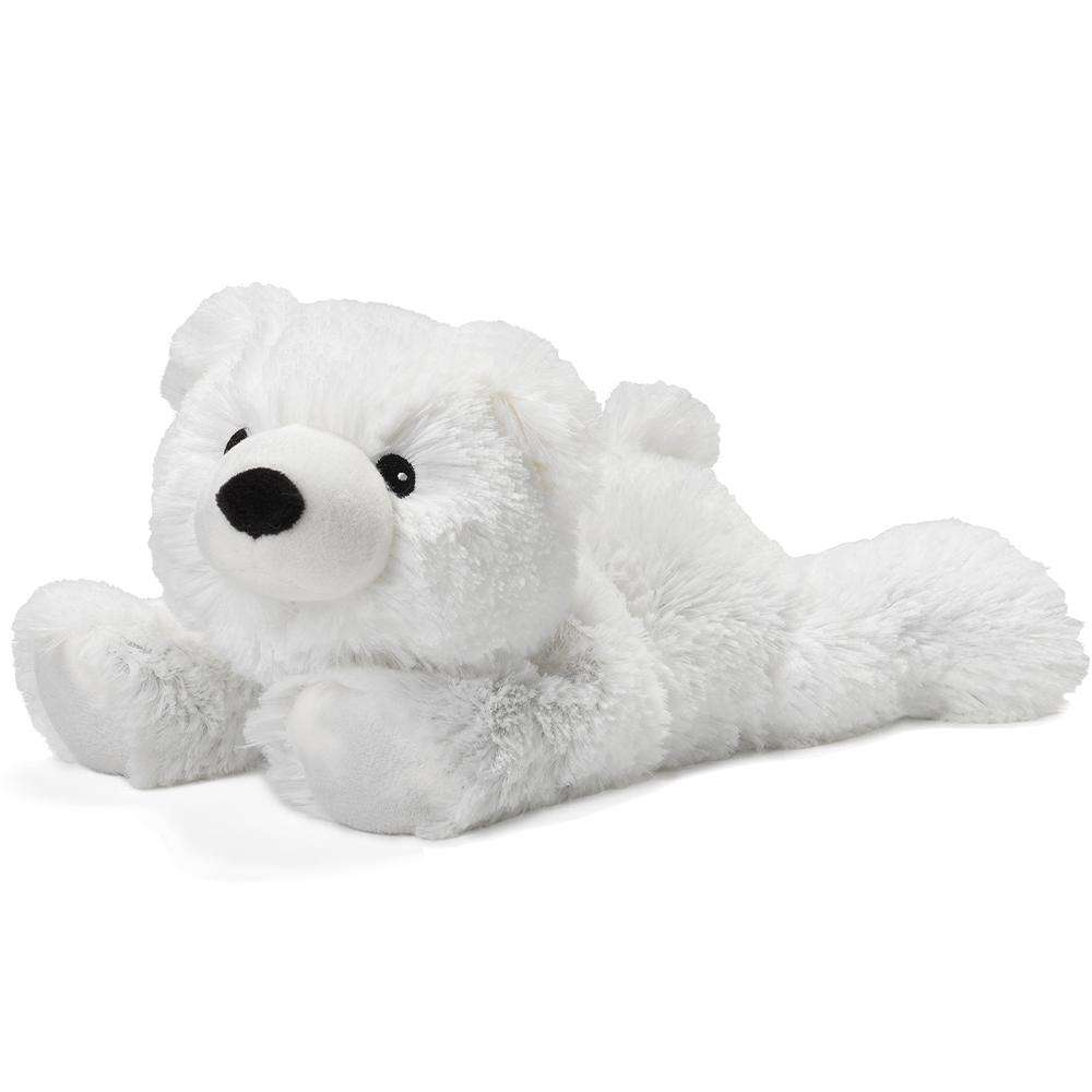 "Polar Bear Warmies (13"") - Warmies USA"