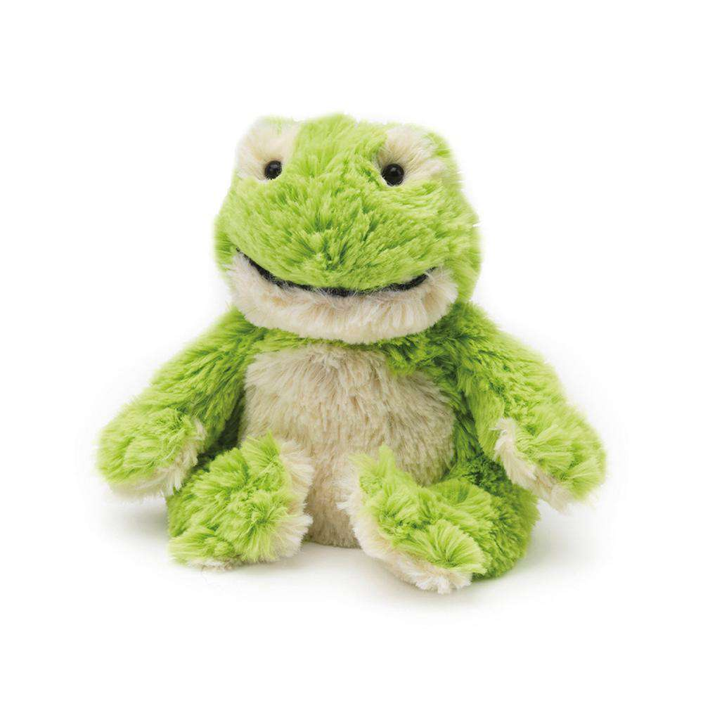 "Frog Warmies Junior (9"") - Warmies USA"