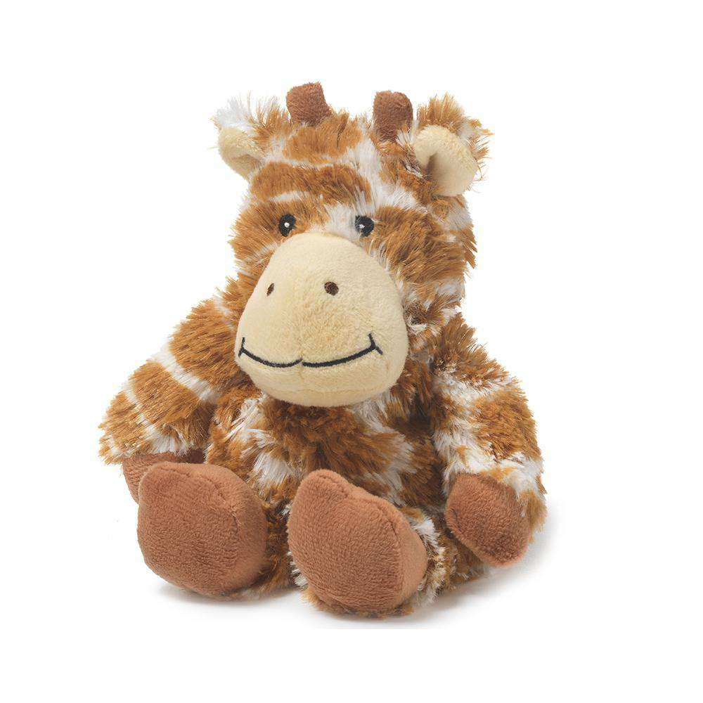 "Giraffe Warmies Junior (9"") - Warmies USA"