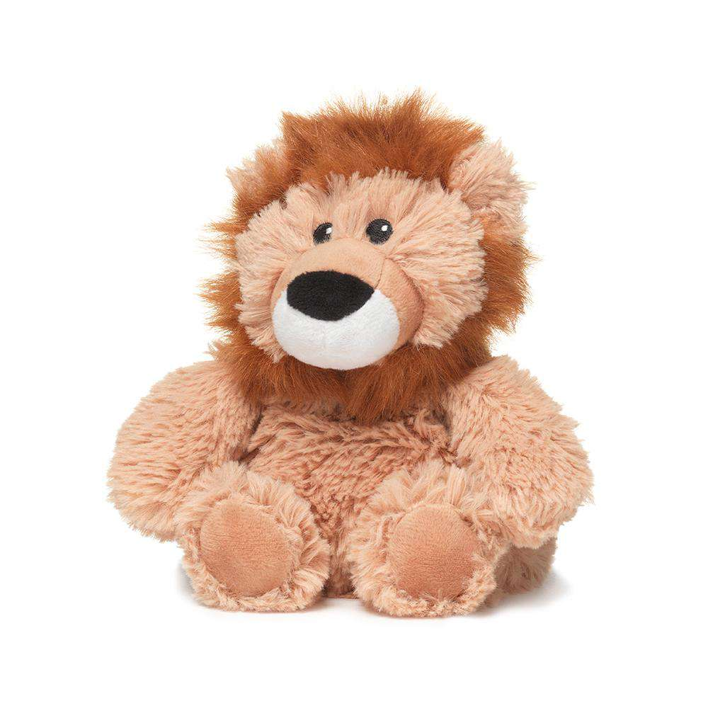 "Lion Warmies Junior (9"") - Warmies USA"